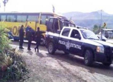 Apoya SSPO en resguardo de 41 indocumentados asegurados en Huajuapan de León, Oaxaca