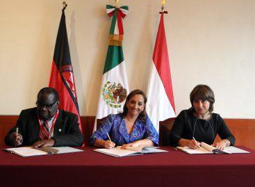 Se realizó en México Séptima reunión de la Alianza Global de Cooperación Eficaz al Desarrollo