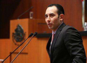 """Alista presidente del Senado de la República """"cirugía mayor"""" al gasto de la Cámara"""