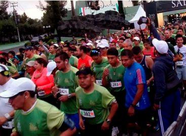 """Invita Sedena al Tercer Medio Maratón """"Fuerza Aérea Mexicana, 100 Años de Lealtad"""""""