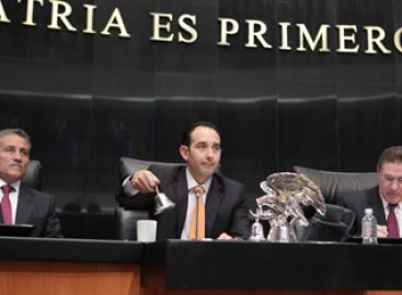 """Da entrada Senado a proyecto para declarar el """"Día Nacional contra la Desaparición Forzada de Personas"""""""