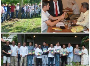 Compradores Internacionales de Café visitan Oaxaca en Misión Comercial