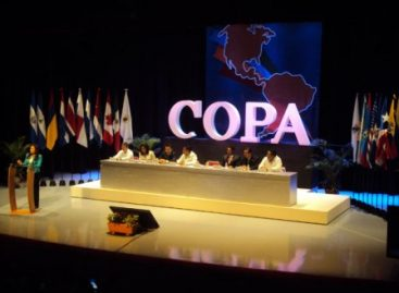 Llaman parlamentarios de la COPA a redoblar esfuerzos para enfrentar cambio climático y problemas de salud