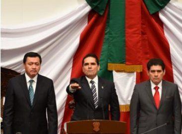 Cinco ejes rectores construirán un mejor futuro de Michoacán: Aureoles Conejo