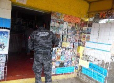 Retira PGR del mercado informal más de 16 mil productos apócrifos en Oaxaca