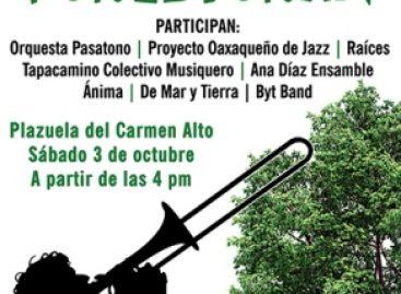 Realizan festival musical en contra de la construcción de centro de convenciones en Oaxaca