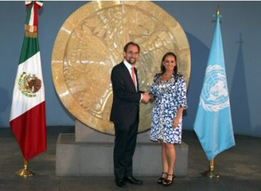 Destaca alto comisionado de la ONU trabajo de México a favor de los derechos humanos
