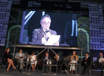 Concluyó la Cumbre Global de la Alianza para el Gobierno Abierto, en México
