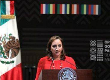 El gobierno abierto es fundamental en la democracia: Ruiz Massieu