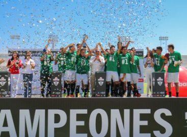 Aguascalientes, campeón nacional del torneo de Futbol Scotiabank Sub 17 celebrado en Oaxaca de Juárez