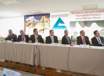 Refrenda PRD su compromiso y apertura al diálogo con el sector empresarial