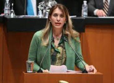 Pide senadora Maki Esther Ortiz mayor presupuesto para el sector salud