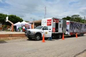 Unidad Médica Móvil de Pemex