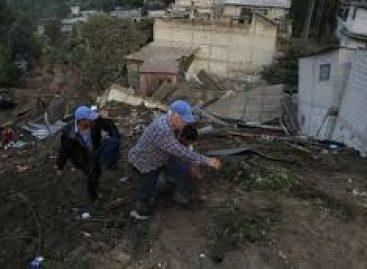 Envía Gobierno de México misión de apoyo a Guatemala por deslizamiento de tierra