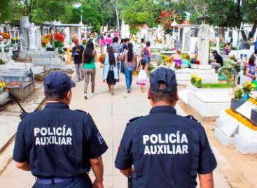 "Con saldo blanco culmina Operativo de Seguridad ""Fieles Difuntos 2015"" en Oaxaca: SSPO"