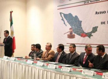 Inicia PGR aplicación del Código Nacional de Procedimientos Penales en siete estados del país