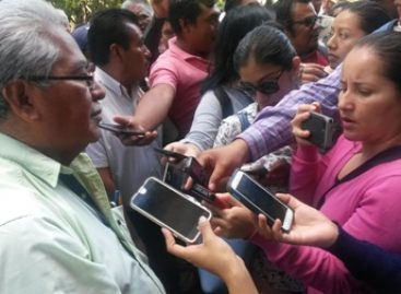 Exige Antorcha Campesina de Oaxaca autorización de obras sociales planteadas hace más de un año