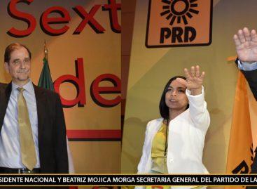 Agustín Basave Benítez, ex priista llega sin propuesta a dirigir al PRD