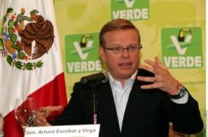 Senador de la República por el PVEM