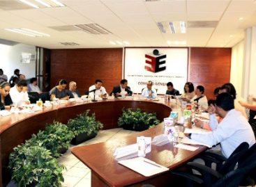 Reafirma órgano electoral compromiso para fortalecer la democracia en Oaxaca