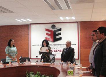 Instalan comisiones de Sistemas Normativos Indígenas y de Comunicación del IEEPCO, en Oaxaca