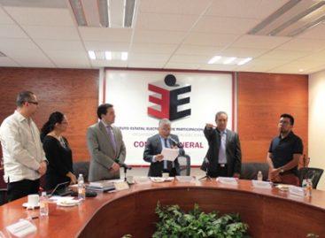 Instala órgano electoral de Oaxaca comisiones de Transparencia y la de Modernización Institucional