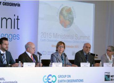 Refrenda México apoyo para mitigar el cambio climático y prevenir desastres naturales