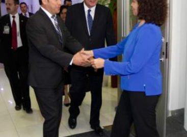 Inicia Jimmy Morales, presidente electo de Guatemala, visita oficial a México