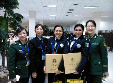 Participa CNS-Policía Federal en Seminario Internacional Anti-secuestro de Metro en China