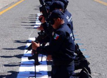 Egresan 73 profesionales que brindaran protección y seguridad en instalaciones federales