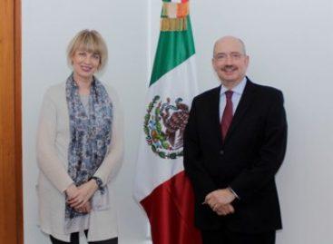 Realizan México y la Unión Europea Segunda Reunión del Diálogo Político de Alto Nivel
