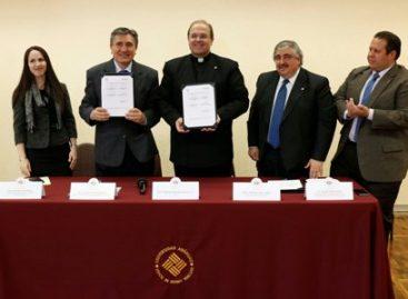 Firman la CNDH y la Universidad Anáhuac del Norte Convenio de Colaboración