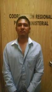 Presunto homicida de ex diputado