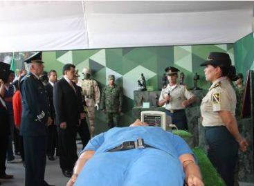 """Exposición Militar """"Fuerzas Armadas… Pasión por servir a México"""" en Villahermosa, Tabasco"""