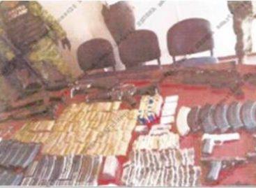 Detienen a siete presuntos delincuentes que operaban en Jalisco y Michoacán