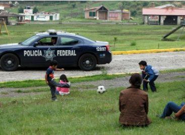 Reconocerá Comisión Nacional de Seguridad a policías federales por su compromiso social