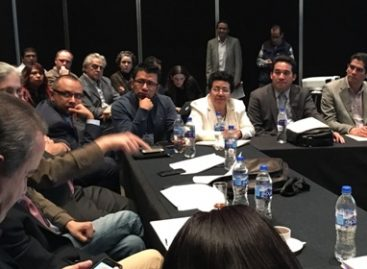 Avanza programa para consolidar voto de las y los oaxaqueños en el extranjero