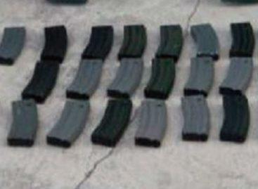 Endurecen penas de prisión a quien posea cargadores de cartuchos de uso exclusivo del Ejército