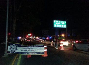 Cerca de mil conductores arrestados de enero a noviembre por conducir en estado de ebriedad en Oaxaca
