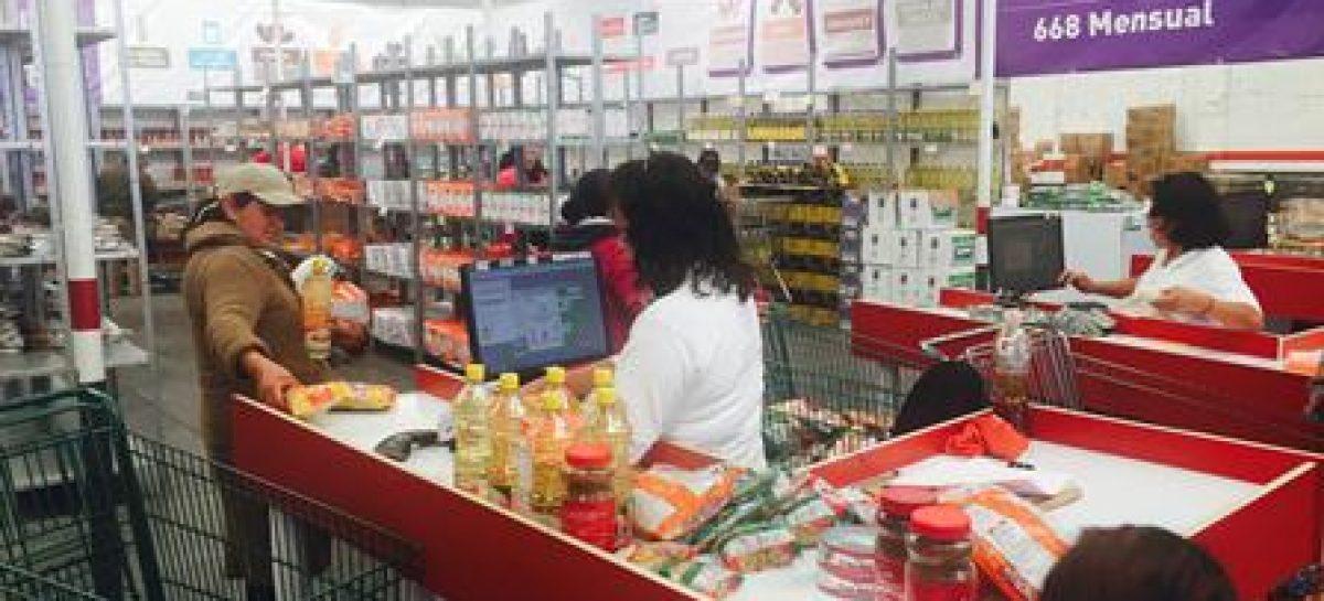 Atiende Diconsa a más de 26 mil familias de la Tarjeta SINHambre en Puebla, Guerrero y el DF