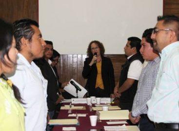 Instalan Comité de Radio y Televisión para jornada electoral en Oaxaca en 2016