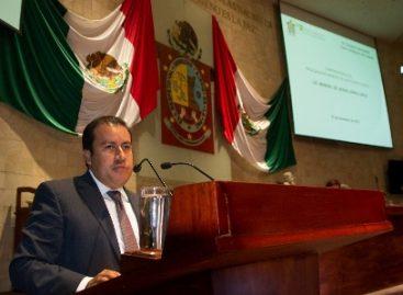 En las denuncias en Salud e Infraestructuras, se va actuar hasta donde permita la ley: López López