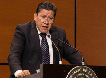 """Pide senador David Monreal terminar con """"partidas secretas"""" en Presupuesto de Egresos"""