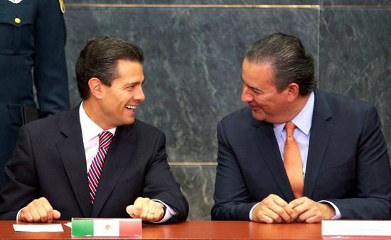 Gerardo Gutierrez Candiani Enrique Peña Nieto