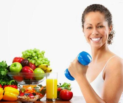 La clave es tener hábitos alimenticios saludables