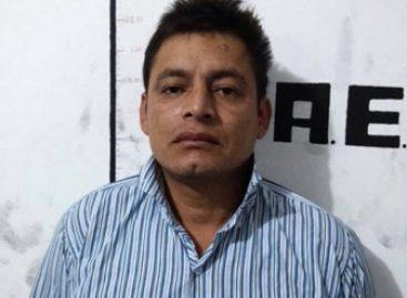 Presenta Fiscalía de Oaxaca a quien perpetró asalto en casa de periodista