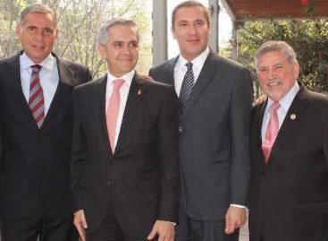 Un hecho alianza PRD PAN; respaldo de gobernadores a Estefan Garfias