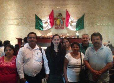 Aprueba Congreso local incorporar colonia Los Ángeles a Oaxaca de Juárez