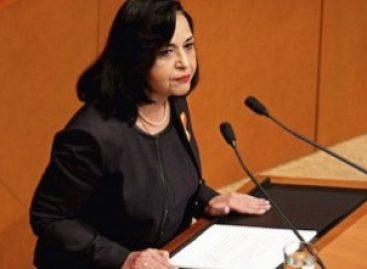 Designa Senado a Norma Lucia Piña y Javier Laynez como ministros de la Suprema Corte de Justicia