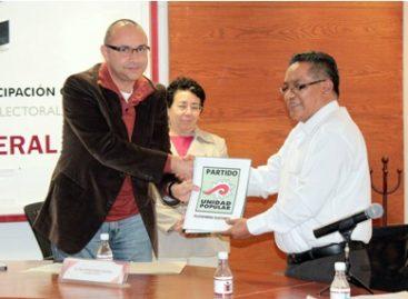 Recibió IEEPCO las Plataformas Electorales de 12 partidos políticos en Oaxaca